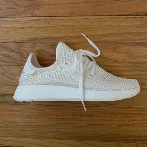 adidas Shoes - Adidas Off-White Deerupt Sneakers sz 12.5